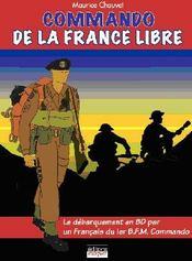 Fusilier marin ; commando de la France libre - Intérieur - Format classique