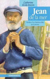 Jean De La Mer - Couverture - Format classique