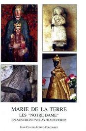 Marie De La Terre - Intérieur - Format classique