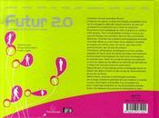 Futur 2.0 - 4ème de couverture - Format classique