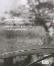 Xikrin ; Hommes Oiseaux D'Amazonie - 4ème de couverture - Format classique