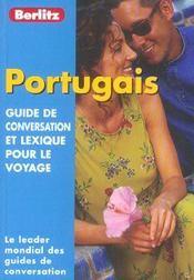 Portugais - Intérieur - Format classique