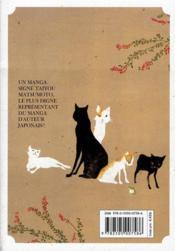 Le samouraï bambou t.2 - 4ème de couverture - Format classique
