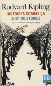 Histoires comme ça ; just so stories - Couverture - Format classique