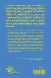 Postes Et Messageries En Languedoc - 4ème de couverture - Format classique
