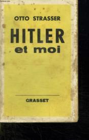 Hitler Et Moi. - Couverture - Format classique