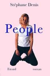 People. - Couverture - Format classique