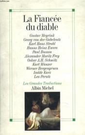 La fiancée du diable. nouvelles fantastiques allemandes de 1900 - Couverture - Format classique