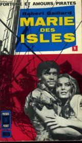 Marie Des Isles - Tome 1 - Couverture - Format classique