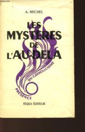 Les Mysteres De L'Au-Dela - Couverture - Format classique