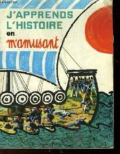J'Apprends L'Histoire En M'Amusant - Couverture - Format classique