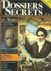 Dossiers Secrets De L'Histoire N°1 - Couverture - Format classique