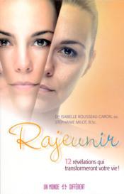 Rajeunir - Couverture - Format classique