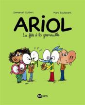Ariol T.11 ; la fête à la grenouille - Couverture - Format classique