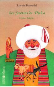 Facéties de Djeh'a ; contes kabyles - Couverture - Format classique