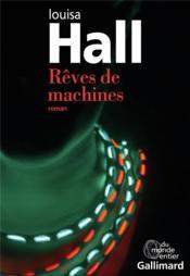 Rêves de machines - Couverture - Format classique