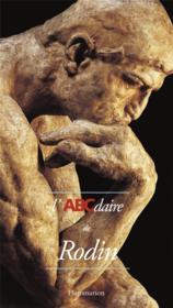 L'abcdaire de Rodin - Couverture - Format classique