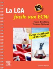 La LCA en anglais facile aux ECNi ; fiches théoriques et pratiques - Couverture - Format classique