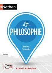 La philosophie (édition 2020) - Couverture - Format classique