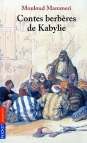 Contes berbères de Kabylie - Couverture - Format classique