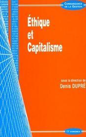 Ethique Et Capitalisme - Intérieur - Format classique