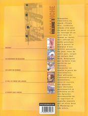 Comanche ; intégrale t.1 ; t.1 à t.5 - 4ème de couverture - Format classique