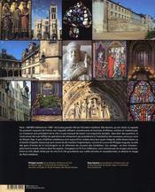 Atlas du Paris au Moyen-Âge - 4ème de couverture - Format classique