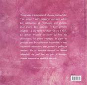 Je Tricote Pour Mon Ours - 4ème de couverture - Format classique