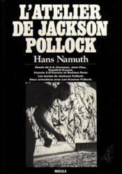 L'atelier de Jackson Pollock - Couverture - Format classique