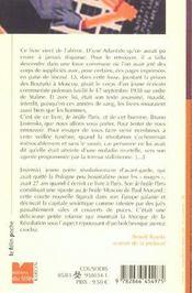 Je brule paris - 4ème de couverture - Format classique
