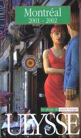 Montreal ; Edition 2001-2002 - Intérieur - Format classique