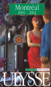 Montreal ; Edition 2001-2002 - Couverture - Format classique
