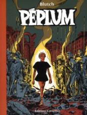 Péplum - Couverture - Format classique