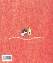 L'iles des mots - 4ème de couverture - Format classique