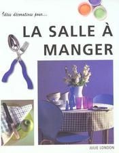 La Salle A Manger - Intérieur - Format classique