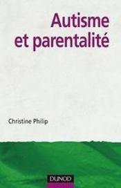 Autisme et parentalité - Couverture - Format classique