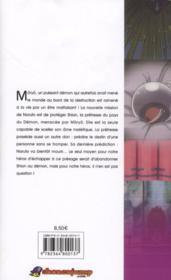 Naruto Shippuden t.1 ; un funeste présage - 4ème de couverture - Format classique