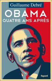 Obama face au pouvoir - Couverture - Format classique