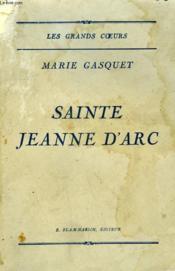 Sainte Jeanne D'Arc. - Couverture - Format classique