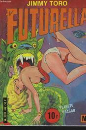 Futurella N°2. Planete Dragon. - Couverture - Format classique