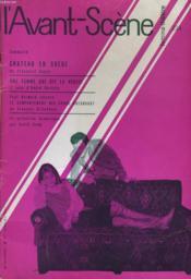 L'AVANT-SCENE - FEMINA-THEATRE N° 234 - CHATEAU EN SUEDE de FRANCOISE SAGAN - Couverture - Format classique