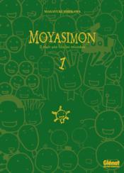 Moyasimon t.1 - Couverture - Format classique