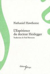 L'expérience du docteur Heidegger - Intérieur - Format classique