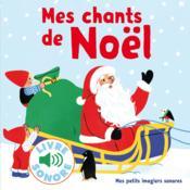Mes chants de Noël - Couverture - Format classique