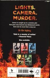 Young Bond: Shoot To Kill - 4ème de couverture - Format classique