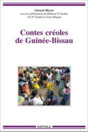 Contes créoles de Guinée-Bissau - Couverture - Format classique