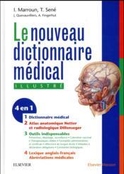 Dictionnaire médical - Couverture - Format classique