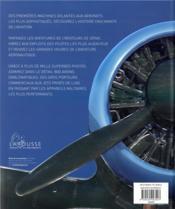 800 avions de légende - 4ème de couverture - Format classique
