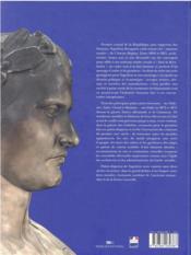 Palais disparus de Napoléon - 4ème de couverture - Format classique