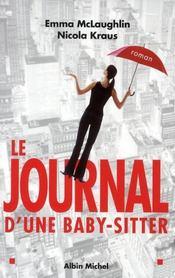 Le journal d'une baby-sitter - Intérieur - Format classique